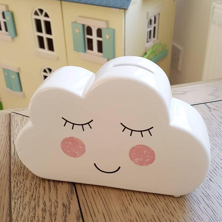 Cloud Money box from Josh & Jenna | Kids Store (@joshjennakids)