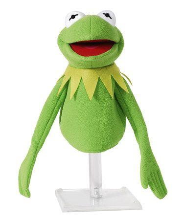 Look what I found on #zulily! Kermit the Frog 10'' Puppet by Madame Alexander #zulilyfinds
