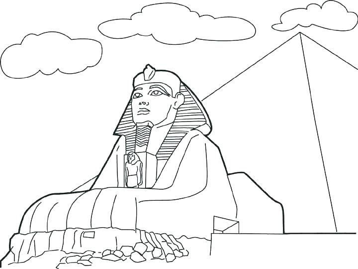 Egyptian Coloring Pages Printable Coloring Pages Printable Ancient