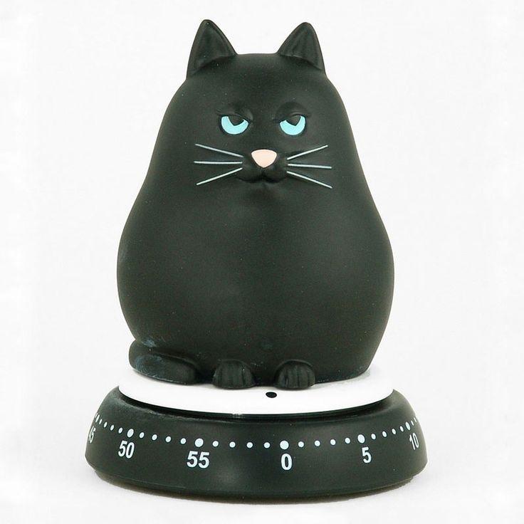 Timer, Katt, Bengt Ek Design $21
