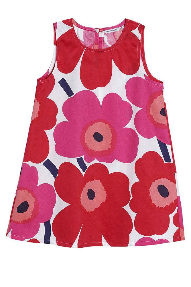 Marimekko - Uinuta Toddler Unikko Dress