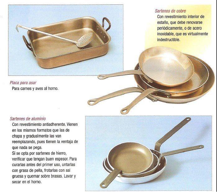 1000 images about t cnicas culinarias y utensilios de