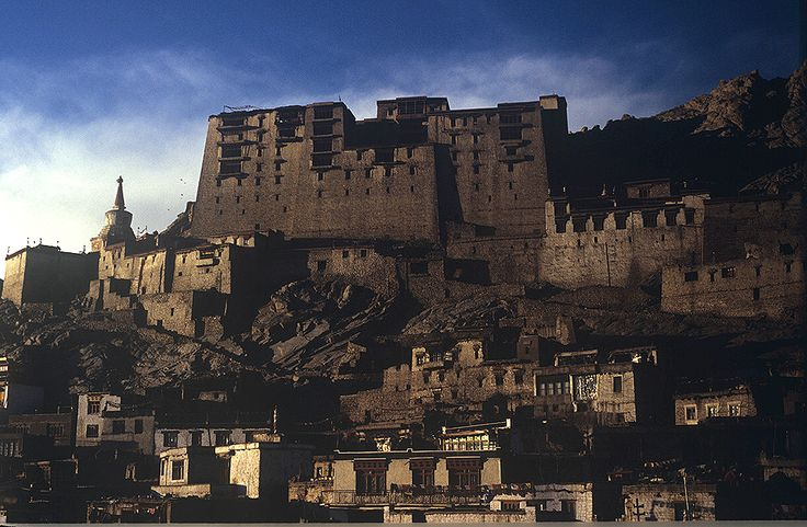 Leh Palace  #RevisitHistorywithFujifilm   -   Leh, Ladakh, Jammu and Kashmir