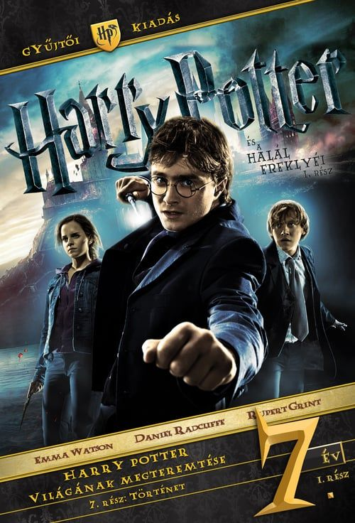 Harry Potter 7 En Streaming : harry, potter, streaming, Harry, Potter, Deathly, Hallows:, [FuLL_MoViE, Movies, Online, Free,, Online,