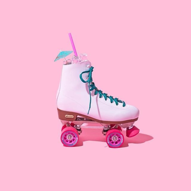 (Weekend) READY (to roll). ⛸✌