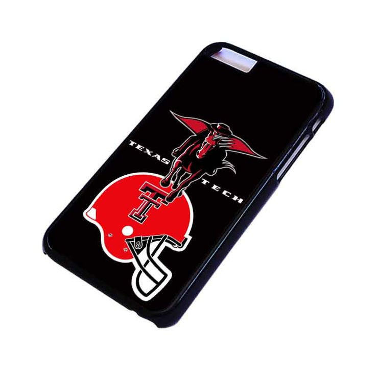 TEXAS TECH RED RAIDERS iPhone 6 Plus Case – favocase