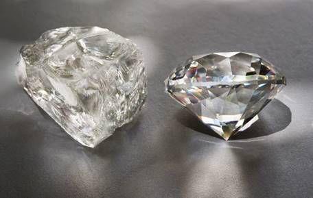 La piedra más valiosa que puede existir es el diamante. Pero al principio, es una roca cualquiera. Debe de pasar por un proceso para poder convertirse en el diamante brillante y valioso. La persona que trabaje con esta roca debe saber en qué lugar martillar para no echarla a perder. La Palabra de Dios dice