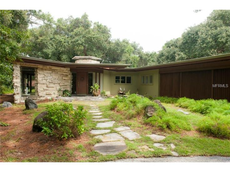 Mid Century Modern Homes For Sale Clearwater Fl