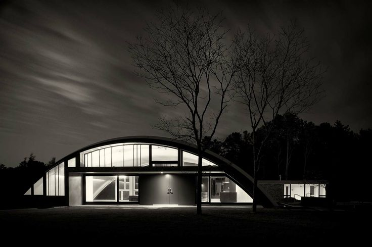 Arc House | East Hampton | Maziar Behrooz Architecture