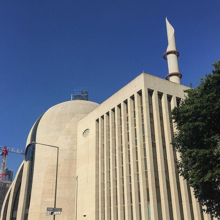 """Die unvollendete DITIB-Moschee ist Erdogan nicht osmanisch genug sagt Lale Akgün. Sie nennt es """"kalten Abriss"""". Wohin bewegt sich die Türkei? Islamische Revolution Gottesstaat Diktatur?"""