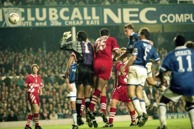 Merseyside Derby Legends: Everton v Liverpool preview - Duncan Ferguson - Liverpool Echo