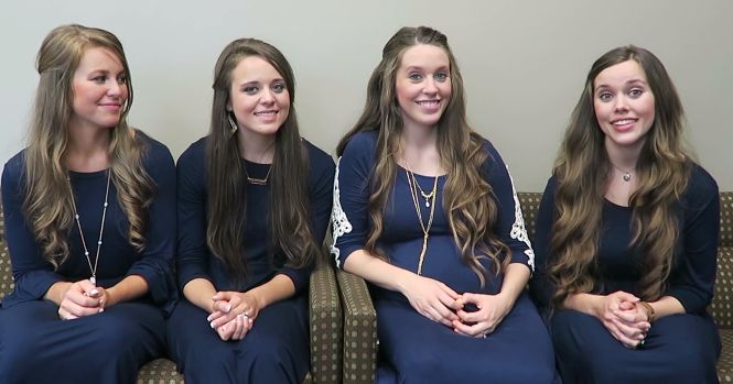 The four oldest Duggar sisters share marriage advice with younger sister Joy-Anna.