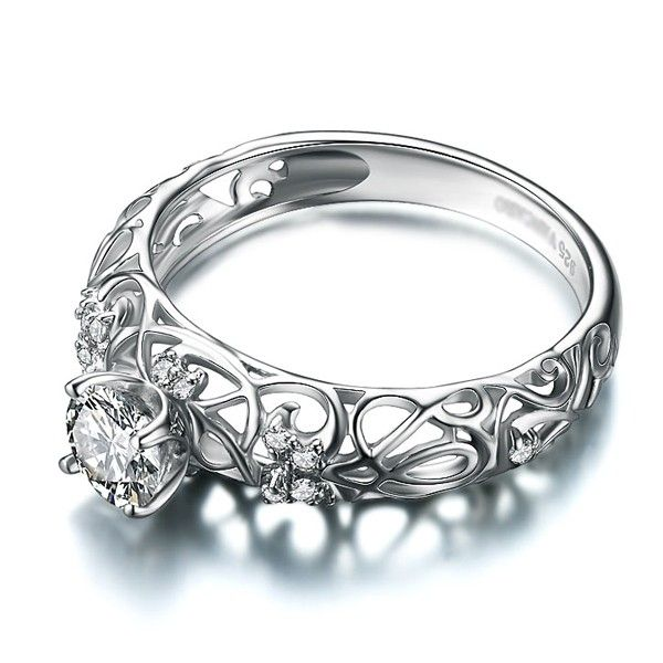 Engagement Rings Online, Buy Affordable Engagement Rings For Your Lover - Evermarker.com