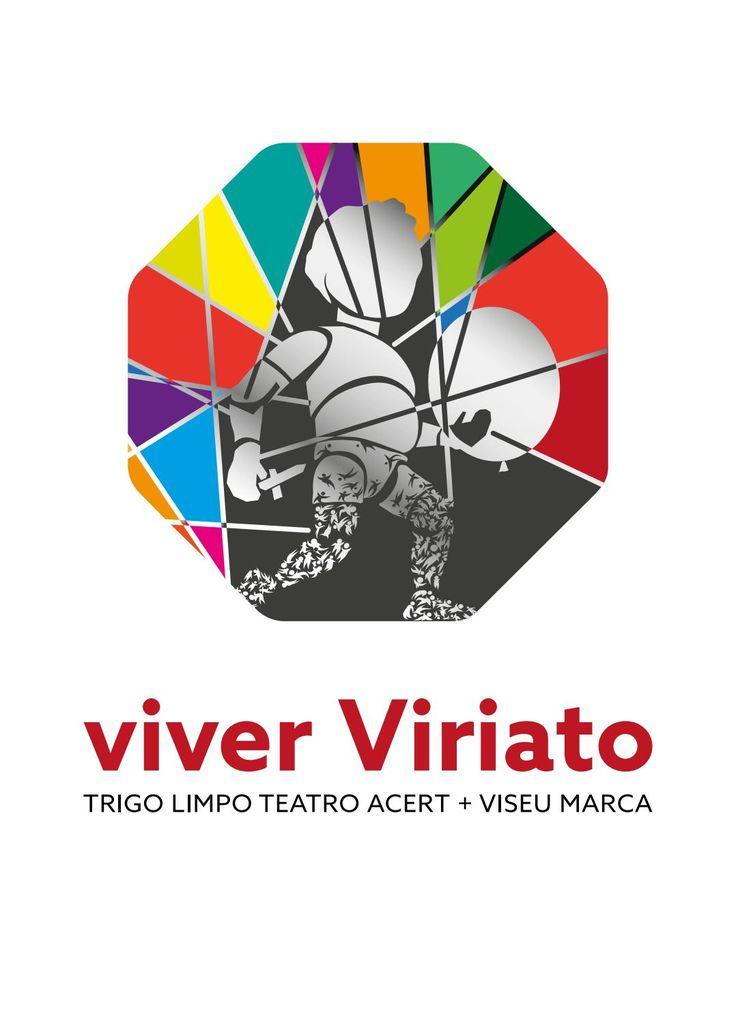 Brochura viverviriato acert  O Trigo Limpo teatro ACERT, por ocasião do seu 40º aniversário, corresponde ao convite do Município de Viseu para criar espetáculos de teatro de rua no âmbito da Feira de S. Mateus 2016.