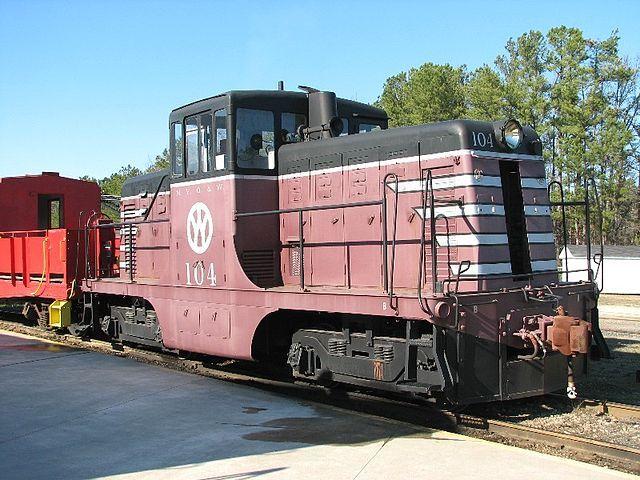 GE 44-ton switcher - Wikipedia, the free encyclopedia