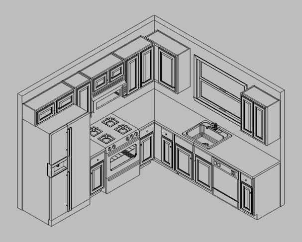 Best 25 10x10 kitchen ideas on pinterest kitchen layout for Kitchen cabinets 8x10
