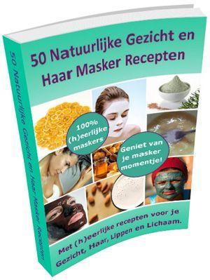 Verse gezichtsmaskers zelf maken | Miss Natural Lifestyle