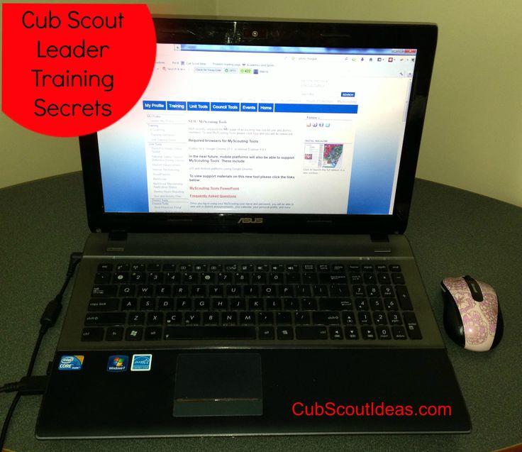 Cub Scout Leader Training Secrets - Cub Scout Ideas