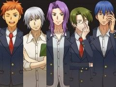 'Gakuen Handsome' Anime Adaptation Cast Revealed | The Fandom Post