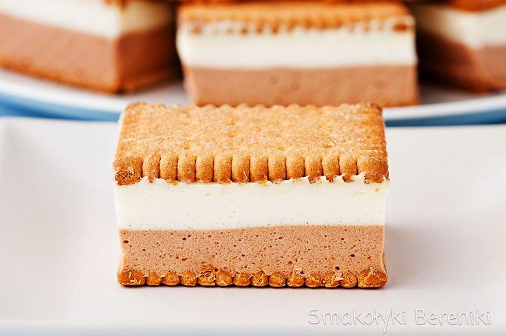 Ciasto piankowe na herbatnikach