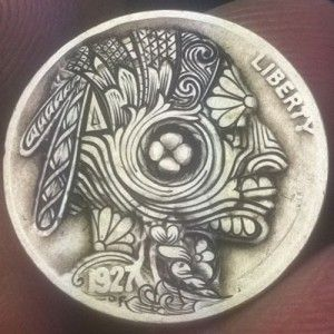 Hobo Nickel By John Schipp obv