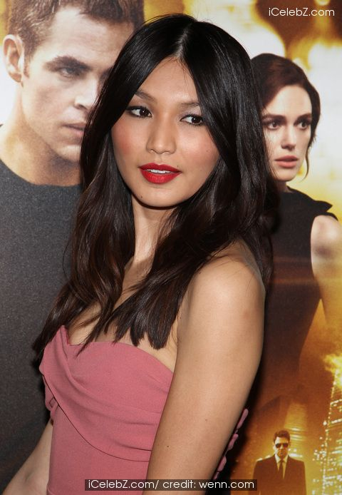 Gemma Chan Photo  Los Angeles Premiere of 'Jack Ryan: Shadow Recruit' at the TCL Chinese Theatre - Red Carpet Arrivals http://www.icelebz.com/events/los_angeles_premiere_of_jack_ryan_shadow_recruit_at_the_tcl_chinese_theatre_-_red_carpet_arrivals/photo21.html