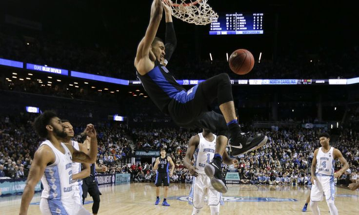 NBA Draft Notebook: Tatum, Fox improve stock with big week = Last week featured the major conference tournaments in college hoops, culminating in Selection Sunday and the reveal of the NCAA Tournament bracket. This year's tournament feels more up for grabs than ever, as there are probably 12-to-15 teams that have a legit chance to cut down the nets in early April. But before we look into the NBA Draft prospect matchups in the 2017 NCAA Tournament, let's recap what happened over the last…