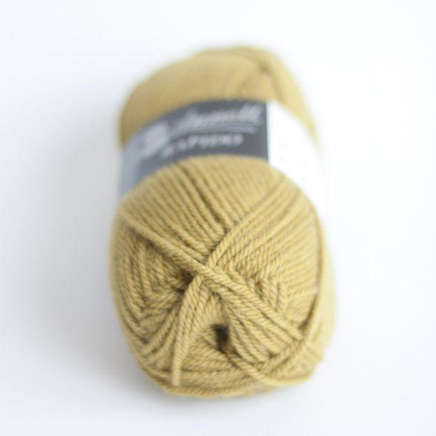 Earthy colors at DaWanda Crochet Yarn – Annell Rapido Olive 3219 - acrylic yarn acrylwool – a unique product by oh_unwind on DaWanda