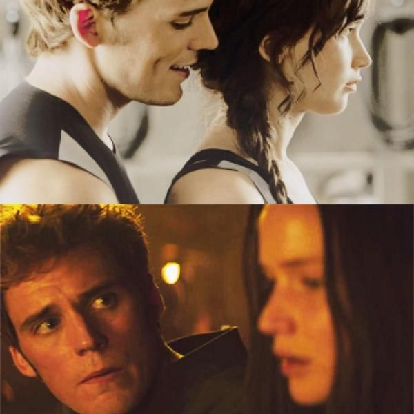 I'm going to cry like a little baby when Finnick dies in the movie...just like I did when he died in the book :'(