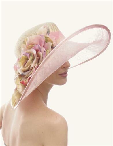Louise Green portrait hat * ♥ * https://www.facebook.com/SWWLS.Dallas www.SocietyOfWomenWhoLoveShoes.org