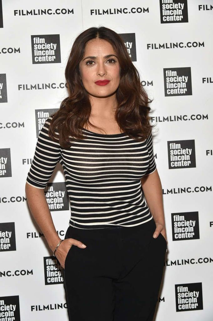 Salma Hayek – 2015 Film Society Of Lincoln Center : Global Celebrtities (F) FunFunky.com