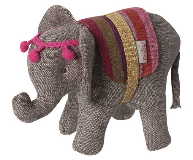 KoKoBello - barnkläder, leksaker & bärsjalar. - Cirkuselefant från Maileg