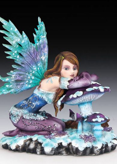 I have this Cute Fairy from The Gift Zone! Thanks Reena...Hugs!