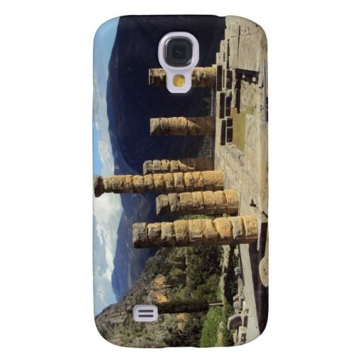 Temple of Apollo – Delphi Galaxy S4 Covers