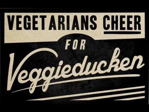 Behold the Veggieducken, a compassionate and delicious answer to the turducken, brought to you by the übercreative chefs at The Sporkful.