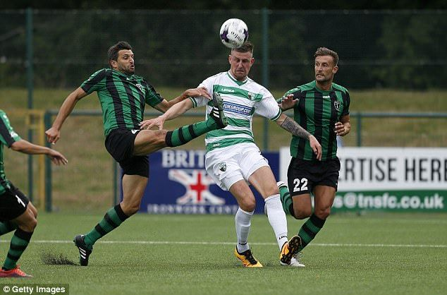 TNS won the Welsh Premier League at a canter but found things much harder against Europa