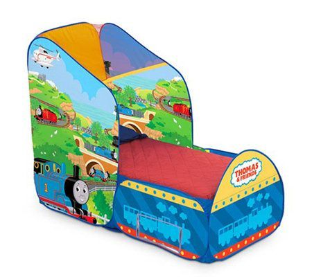 Playhut Thomas the Tank Bed Topper — QVC.com