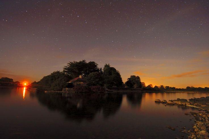 Annaghkeen Bay Lough Corrib