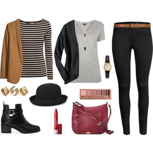 An Easy Daily Look To Make Your Own Lovelyish Stylish Style Pinterest Stylish Clothes