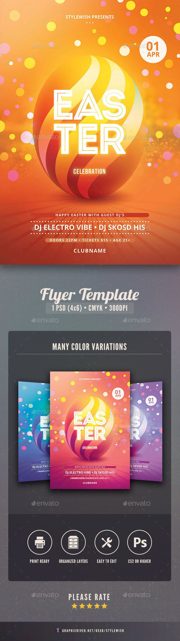 Best Flyer Templates Images On