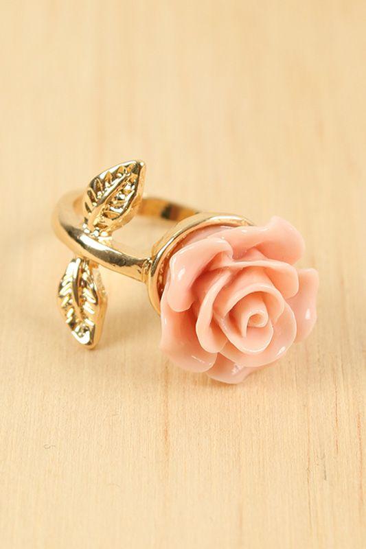 #Enchanted Rose Ring- #Urbanog.com