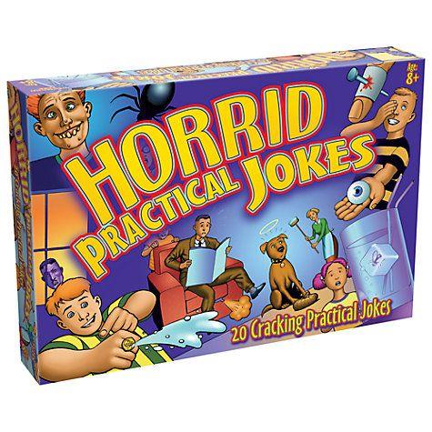 Buy Drumond Park Horrid Practical Jokes Set Online at johnlewis.com