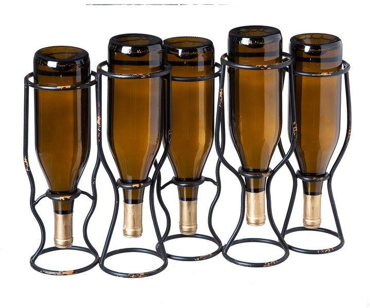Metal Wine Glass Holder: Best 25+ Metal Wine Racks Ideas On Pinterest