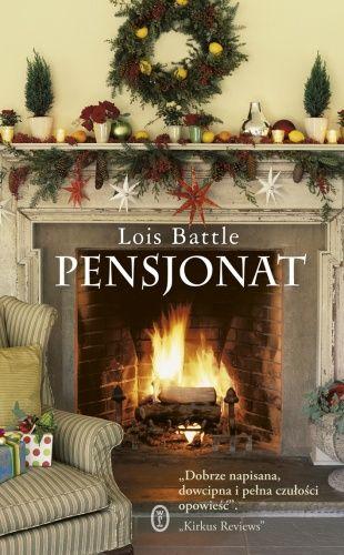 Okładka książki Pensjonat