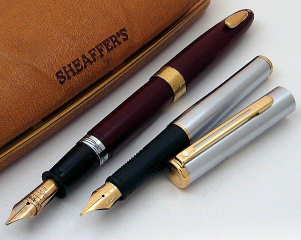 Sheaffer Tuckaway Fountain Pen Fountain Pen Pinterest