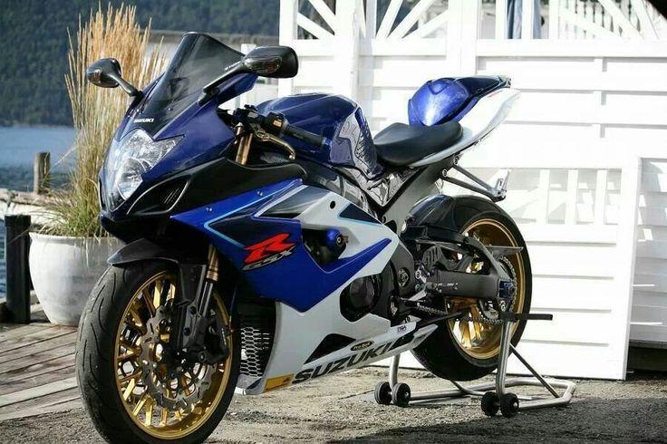 Concept 2 Model D >> Suzuki GSX-R 1000 K6 | Motorcycles MotoLife ♡ | Pinterest