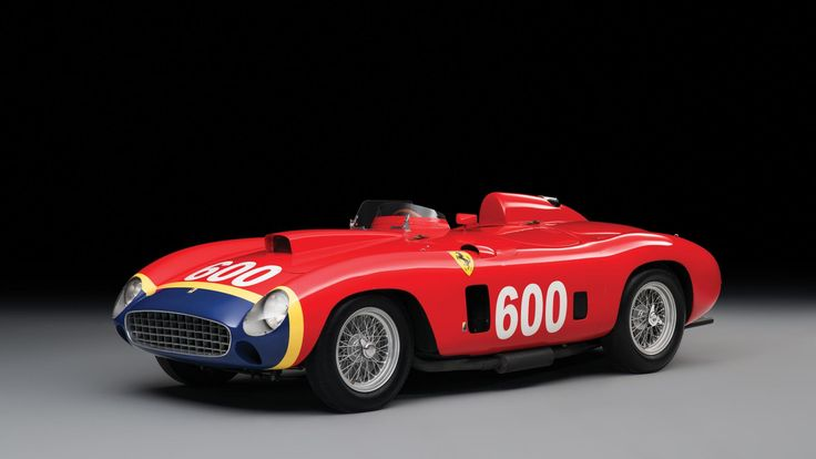 A 1956 Ferrari 290 MM is going up for auction in December, and it is reckoned that it'll sell for a staggering £18 million!
