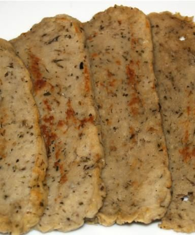 This is something I have been missing.. Will have to try this with some pita and cucumbers  Seitan Gyro Meat Recipe - Food.com - 447454