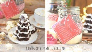 Schneller Schokokuchen & Zimt Marshmallows (Werbung)