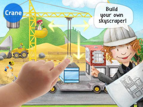 Tiny Builders - Digger, Crane and Dumper for Kids! by wonderkind GmbH